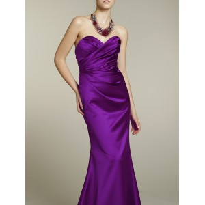 Donna Satin Dress