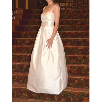 Georgina Thai Silk Wedding Dress